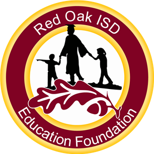 Red Oak ISD Education Foundation logo