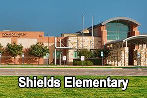 front view of Shields Elementary
