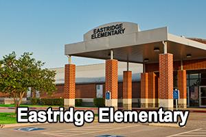 front view of Eastridge Elementary