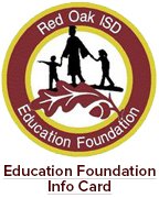Education Foundation Info Card