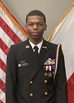 Lieutenant Commander Issac Casey