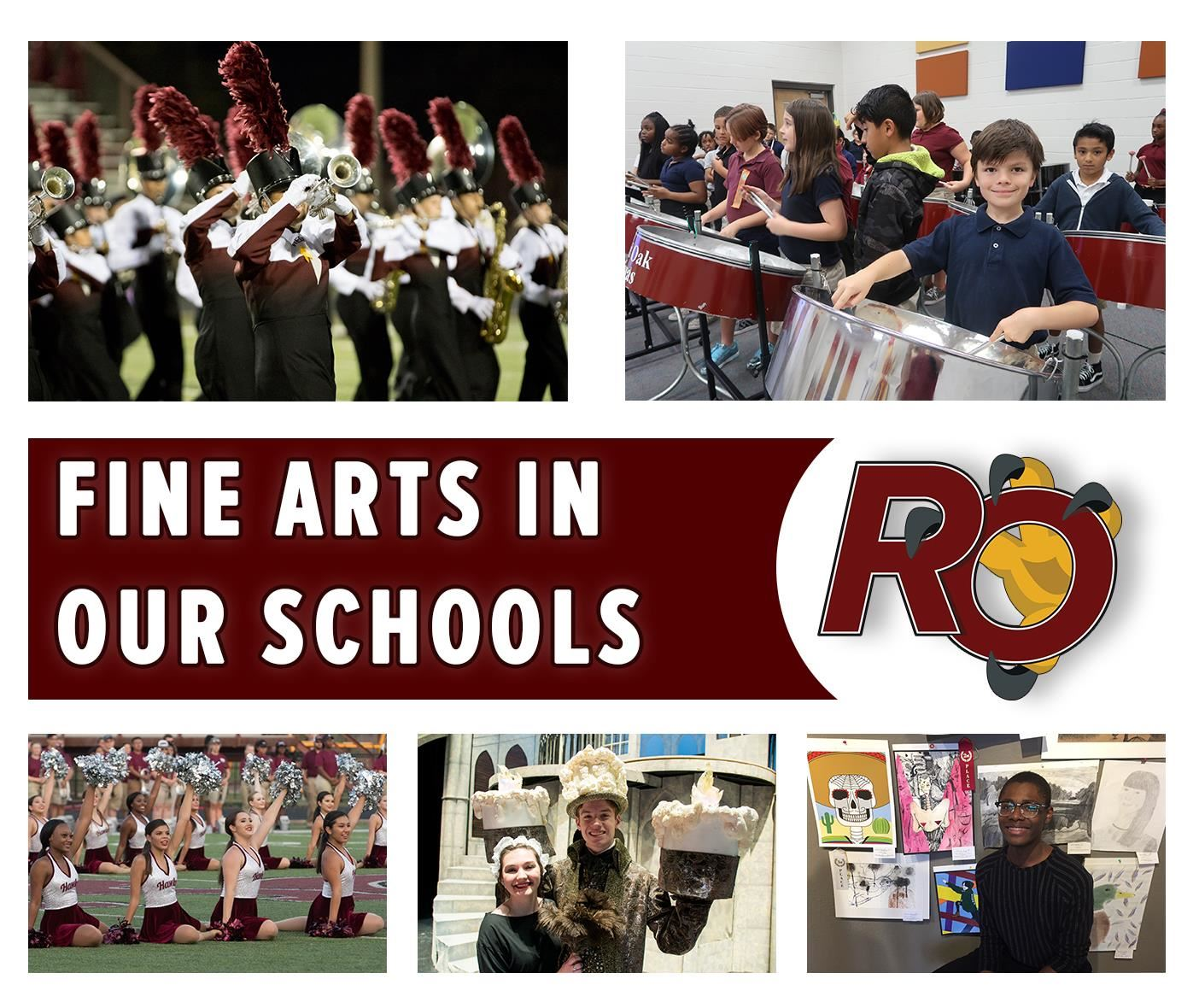 Fine Arts in Our Schools