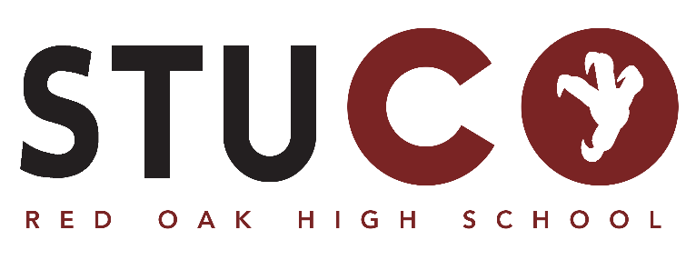 Red Oak High School Student Council logo