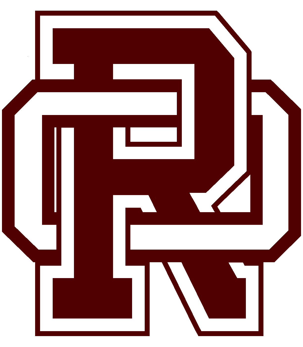 ROISD Athletic logo