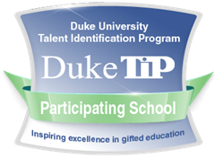 Duke University Talent Identification Program Participating School