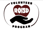 ROISD Volunteer logo