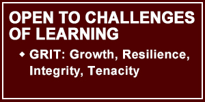 Talon 2 is Open to Challenges of Learning with GRIT: Growth, Resilience, Integrity, Tenacity